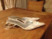 boty na svatbu i ples, 40
