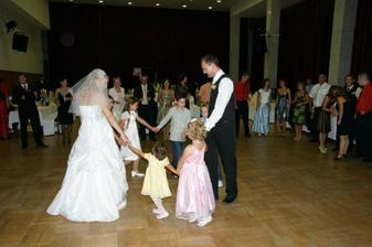 Tanec s deťmi