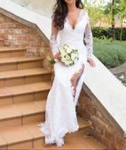 elegantni svatebni šaty, 34