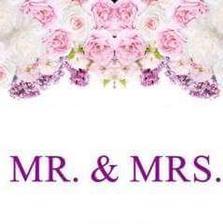 Výzdoba od Mr.&Mrs. :)