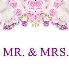 Náš deň - Výzdoba od Mr.&Mrs. :)