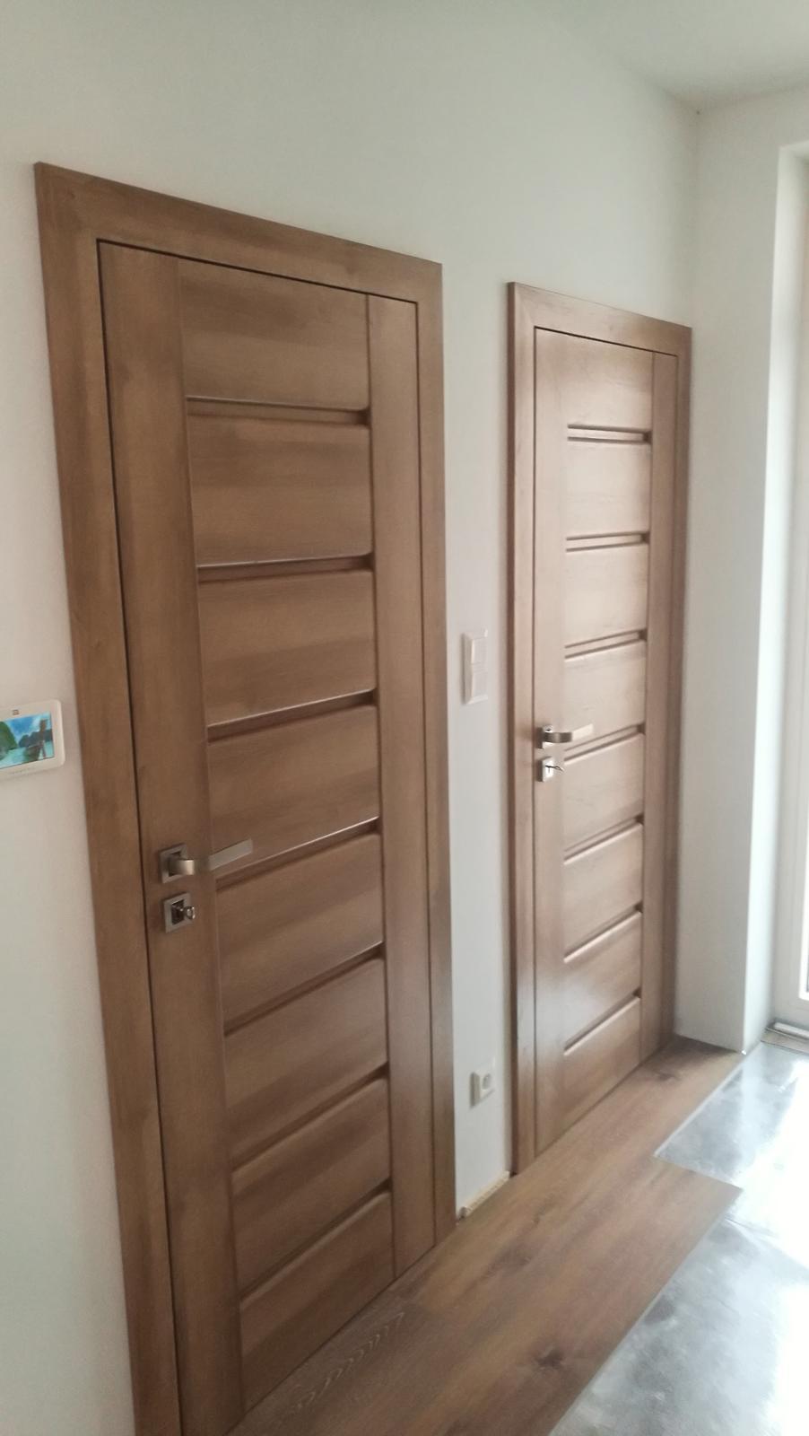 Na pangeroch - Interierove dvere