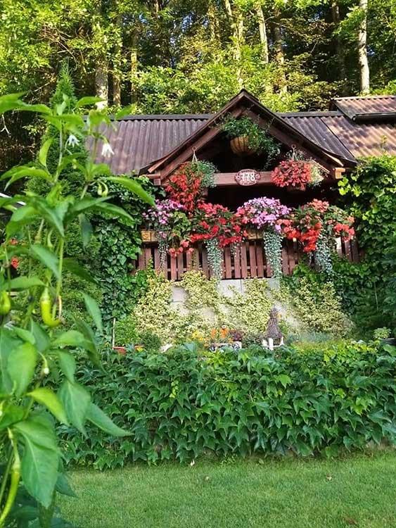 Súťaž Moja záhrada 2021 - Uhrovec - Obrázok č. 2