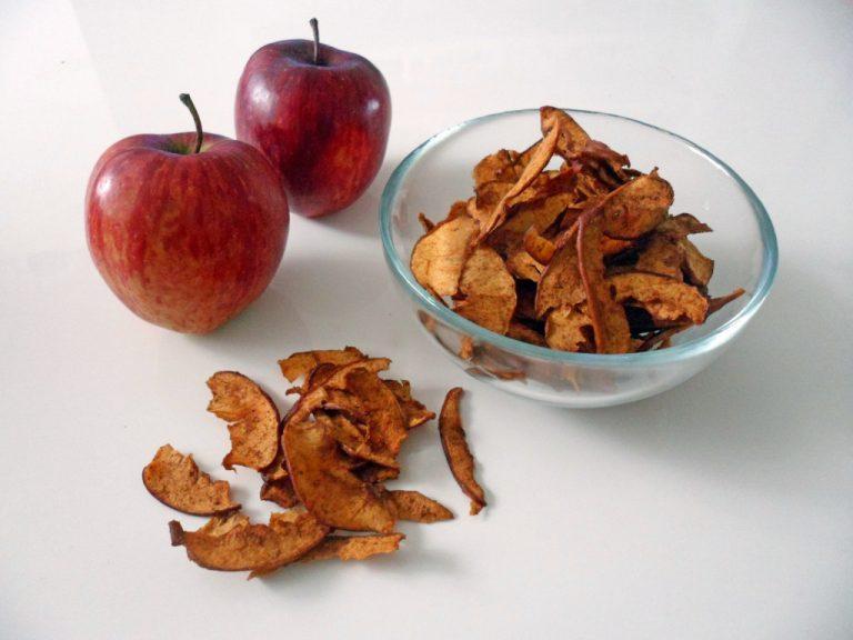Ako spotrebovať dary záhrady/ Recepty zo záhrady - Sladké jablkové lupienky