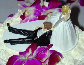Tohle se  mi líbí, ale budoucí manžel by to neskousl, nehodí se k dortu.