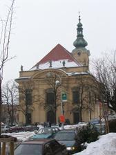 takhle vypadá náš kostel, ve skutečnosti je hezčí