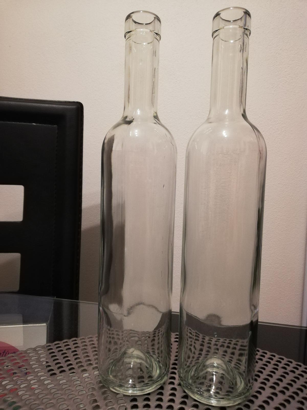 Fľašky na domáci alkohol  - Obrázok č. 1