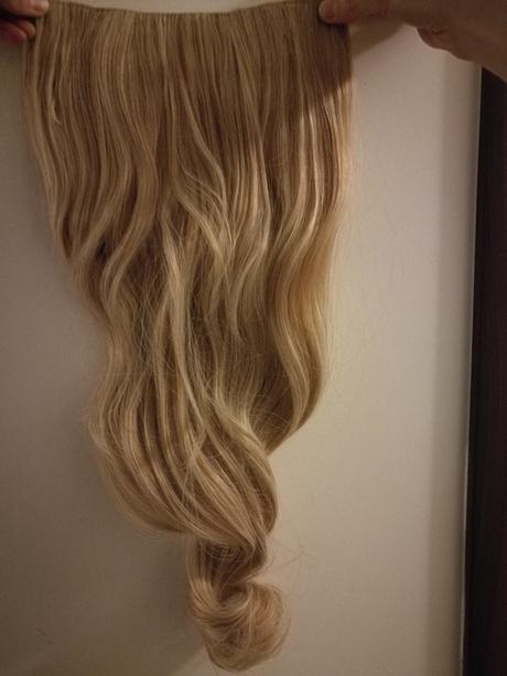 Blond príčesok - Obrázok č. 1