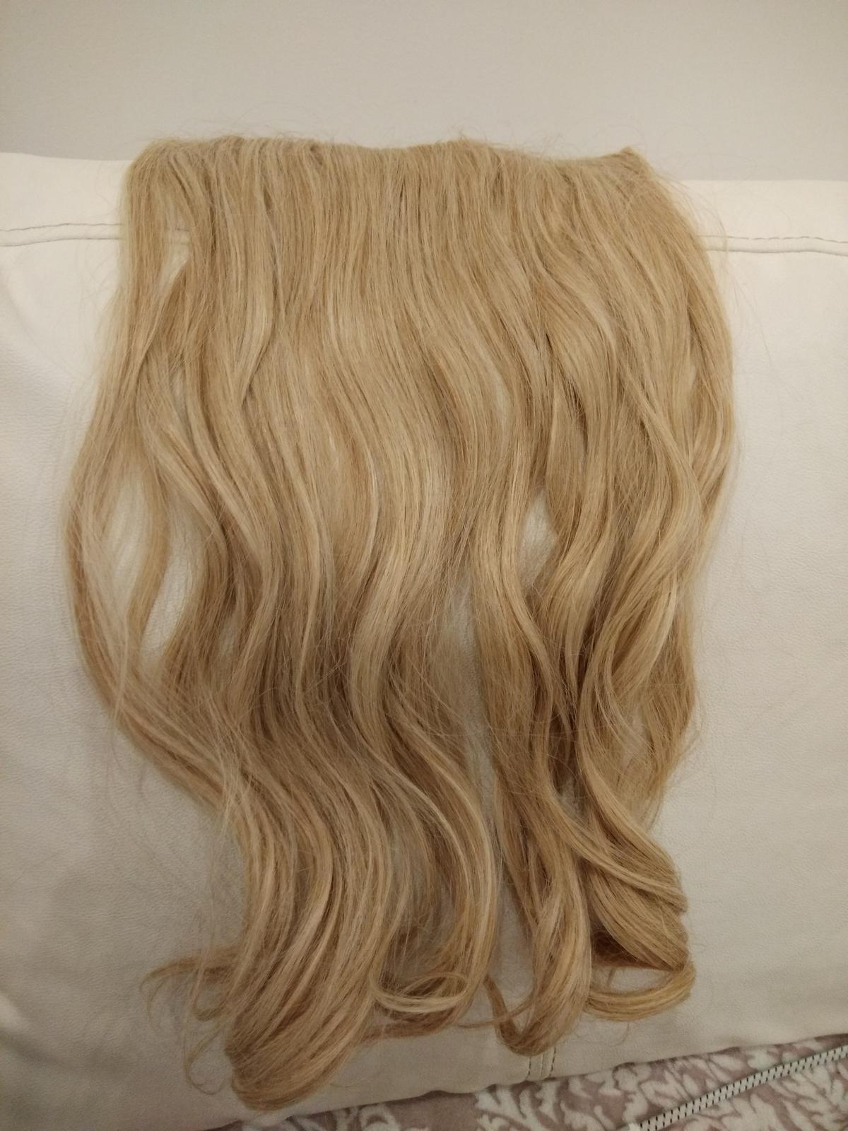 Blond príčesok - Obrázok č. 4