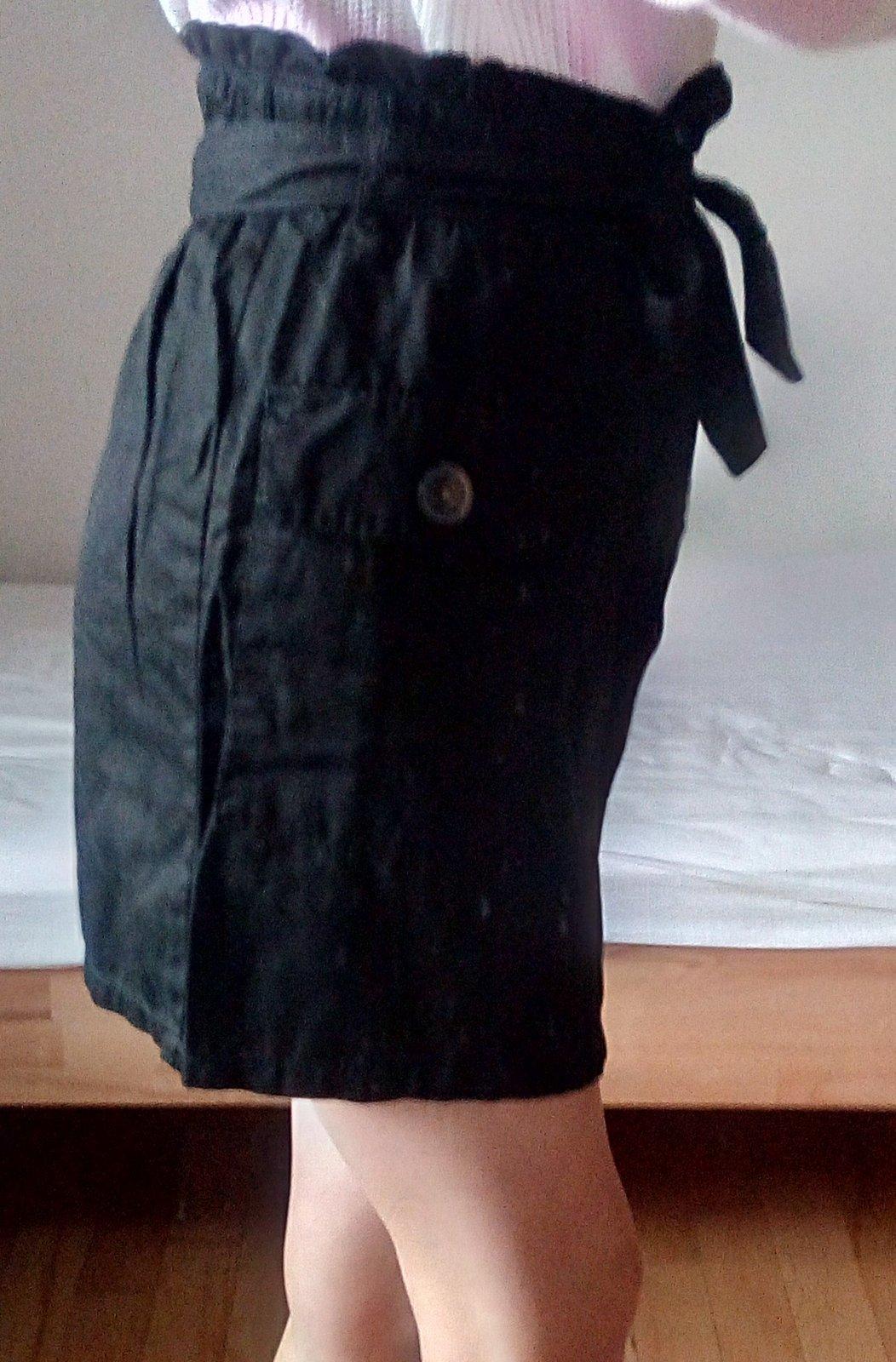 Čierna sukňa - Obrázok č. 4