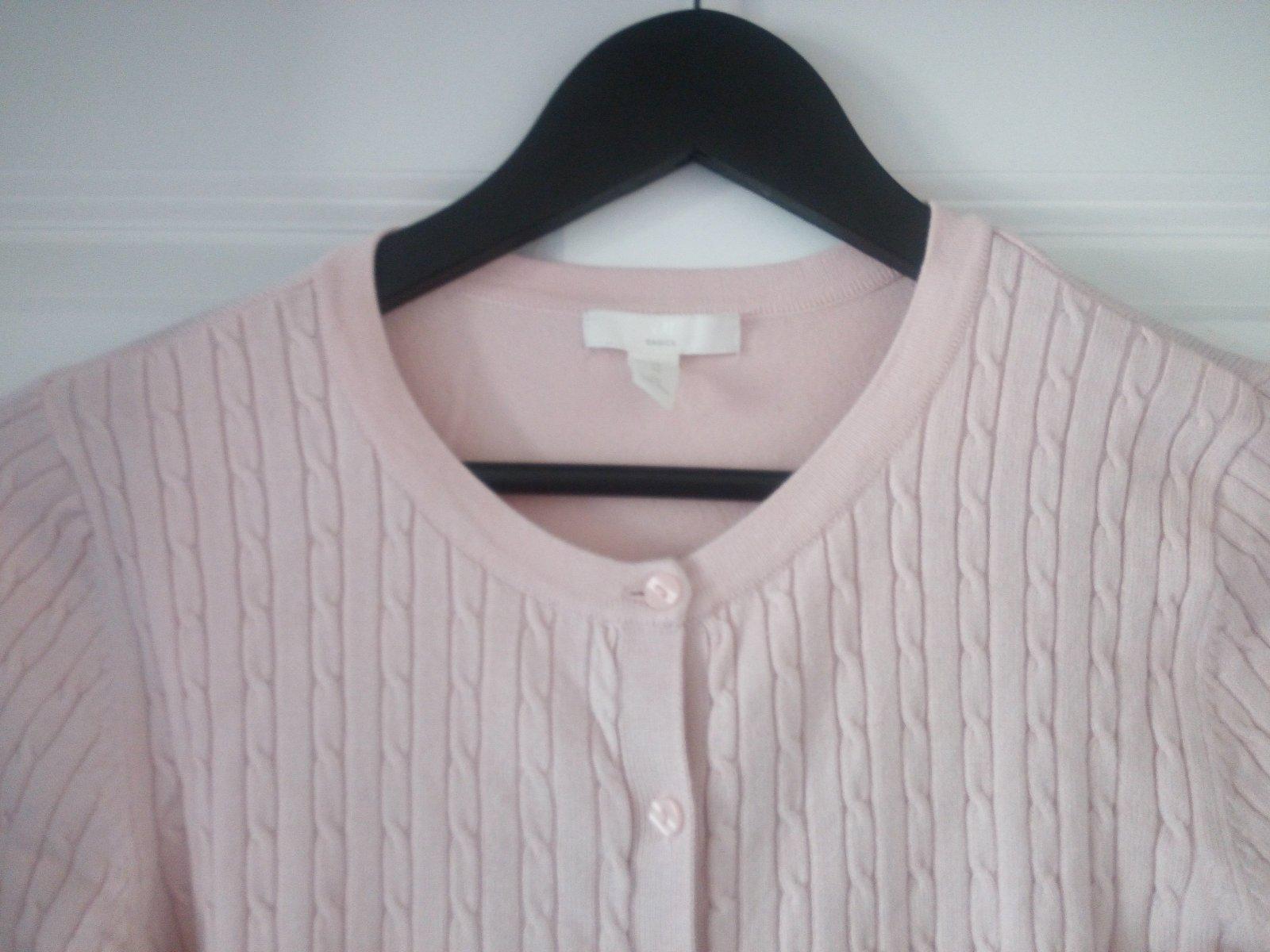 Bledoružový svetrík H&M, XS - Obrázok č. 2