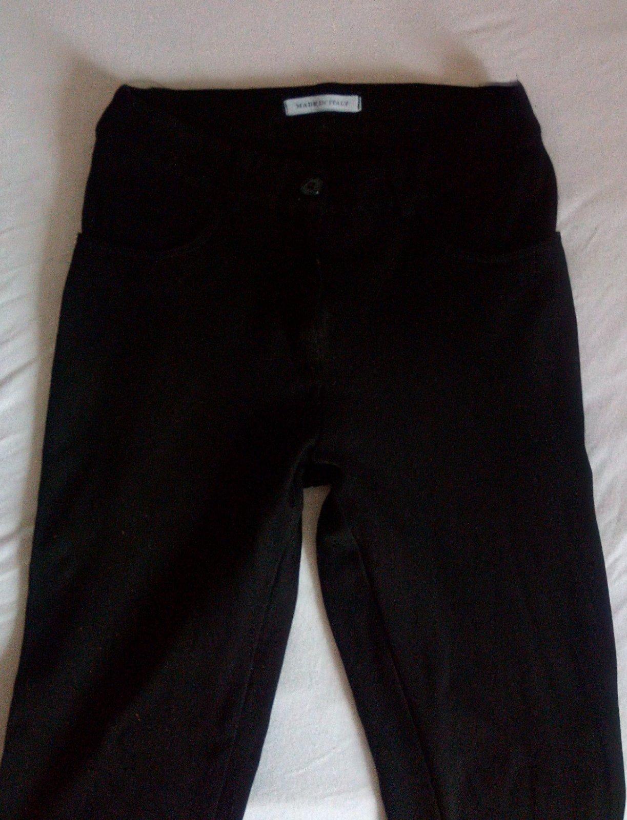 Čierne nohavice S - Obrázok č. 2