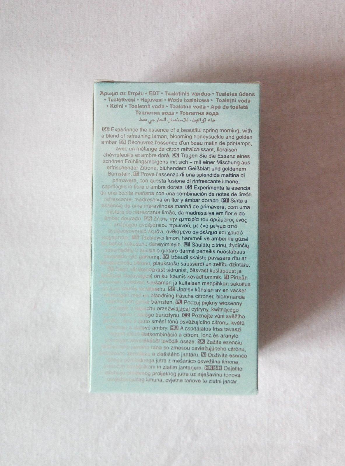 Toaletná voda Avon Perceive Dew 50 ml - Obrázok č. 4