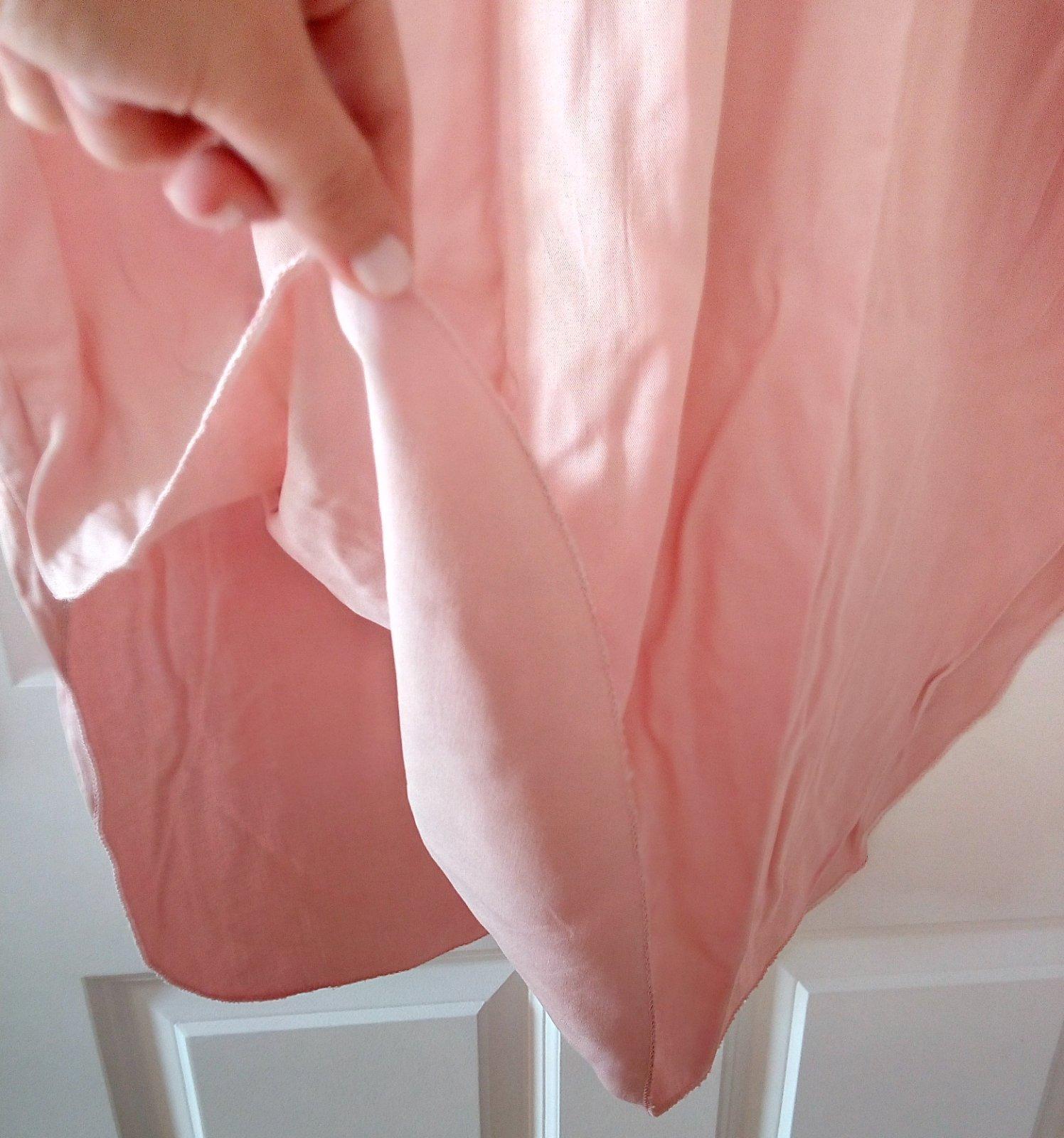 Bledoružové šaty univeľkosť - Obrázok č. 3