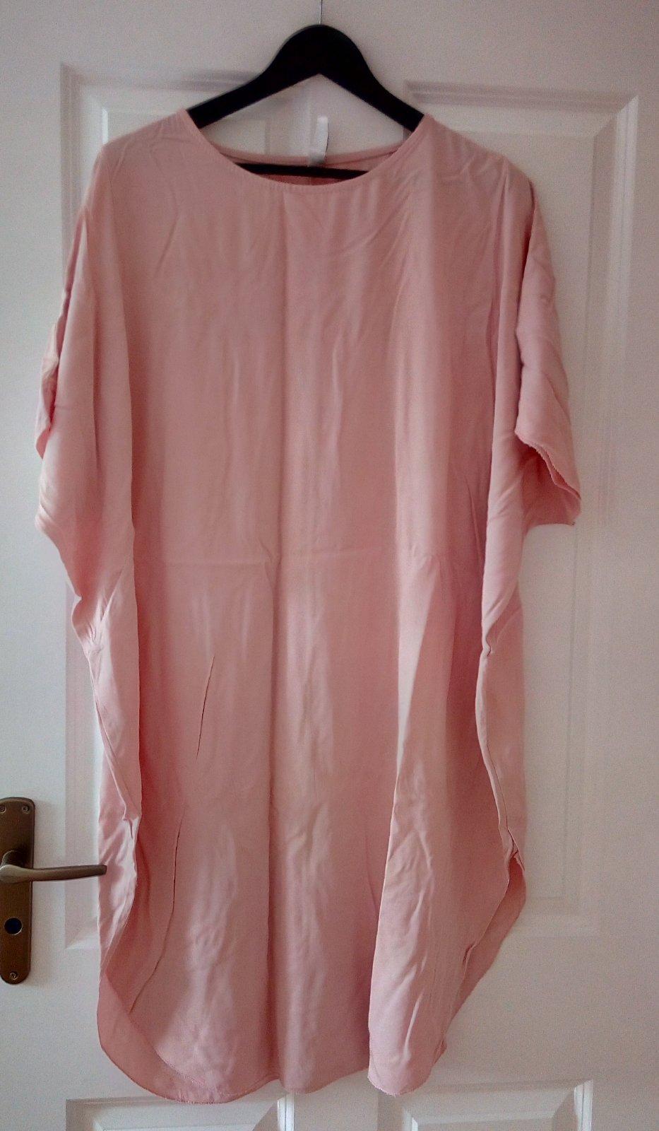 Bledoružové šaty univeľkosť - Obrázok č. 4