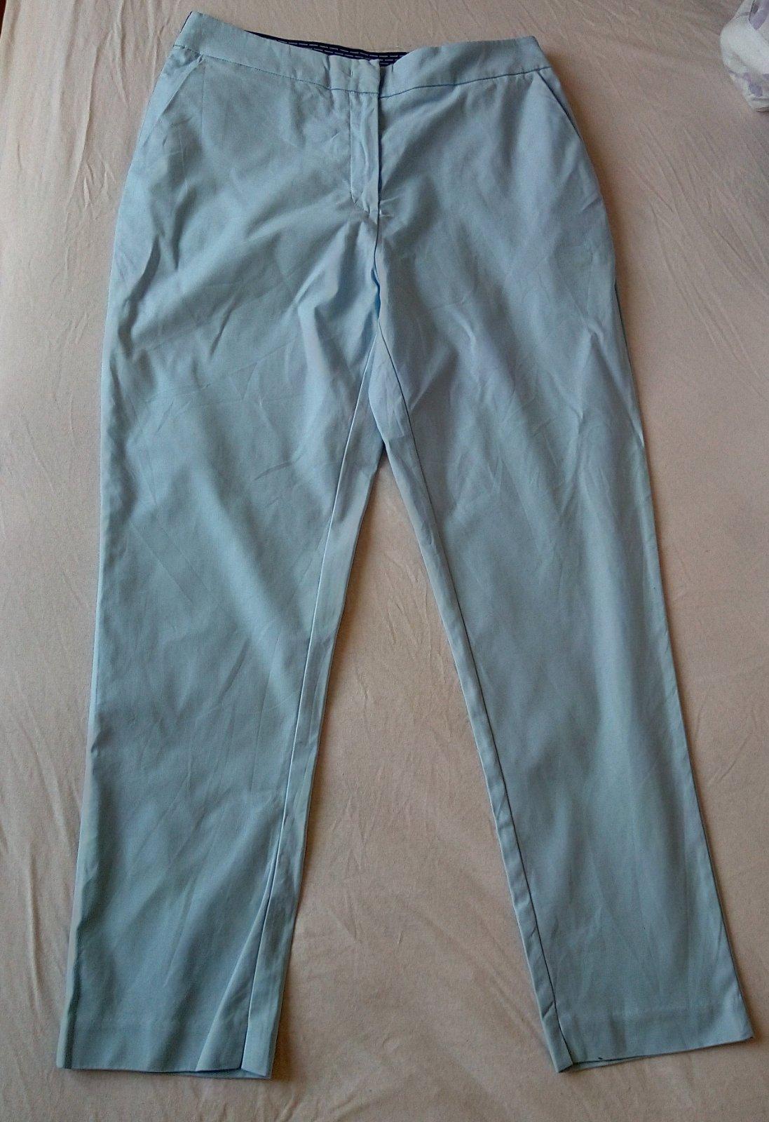 Bledomodré nohavice Orsay S - Obrázok č. 1