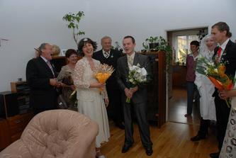 falešnou nevěstu ženich nechtěl...