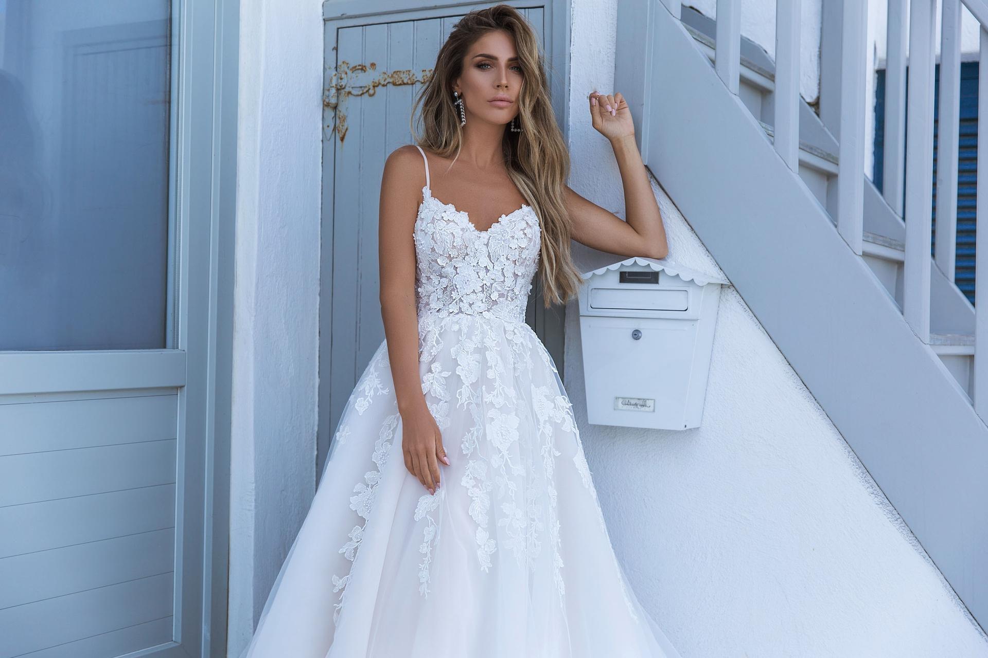 Svatební šaty - představa
