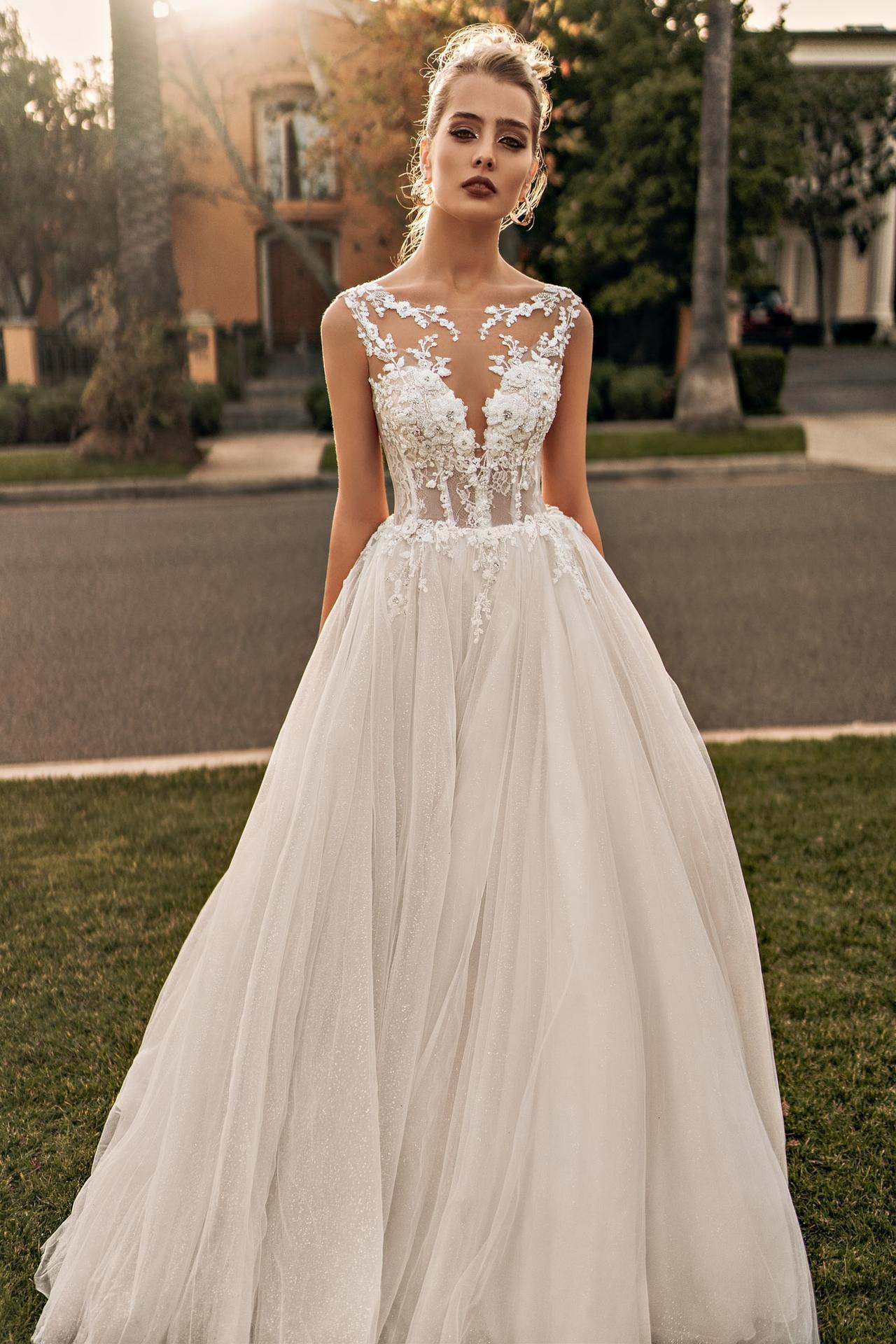 Svatební šaty - představa - Obrázek č. 2