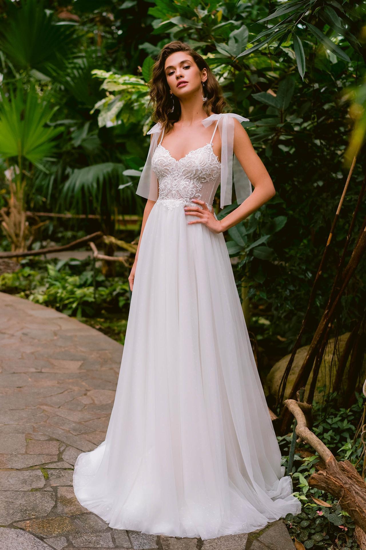 Svatební šaty - představa - Obrázek č. 7