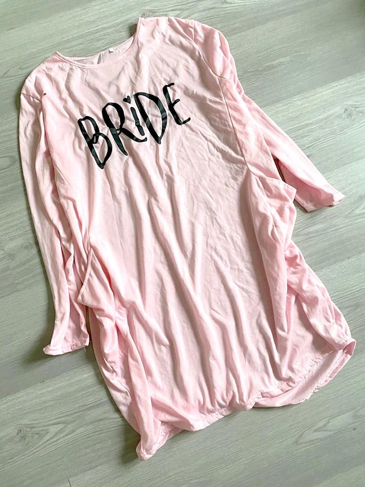 Svadobná tunika bride - Obrázok č. 1