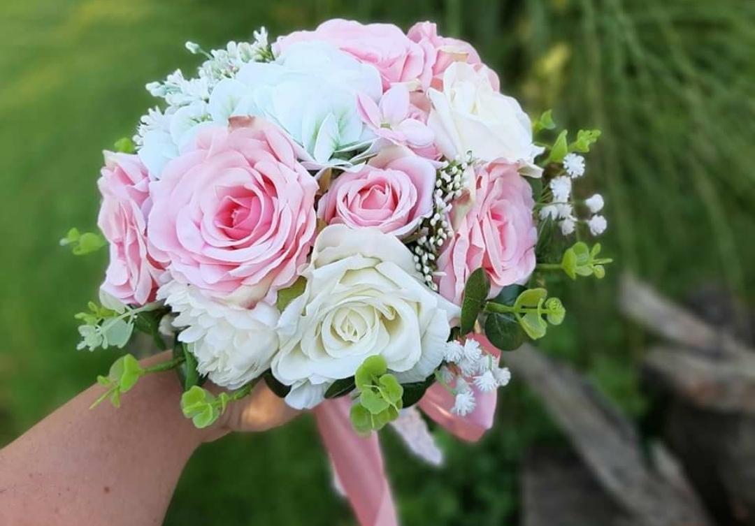🌺Naša svadbička🌺 - Moja kytička, na celý život od Florie - kvety a dekorácie 🥰💮