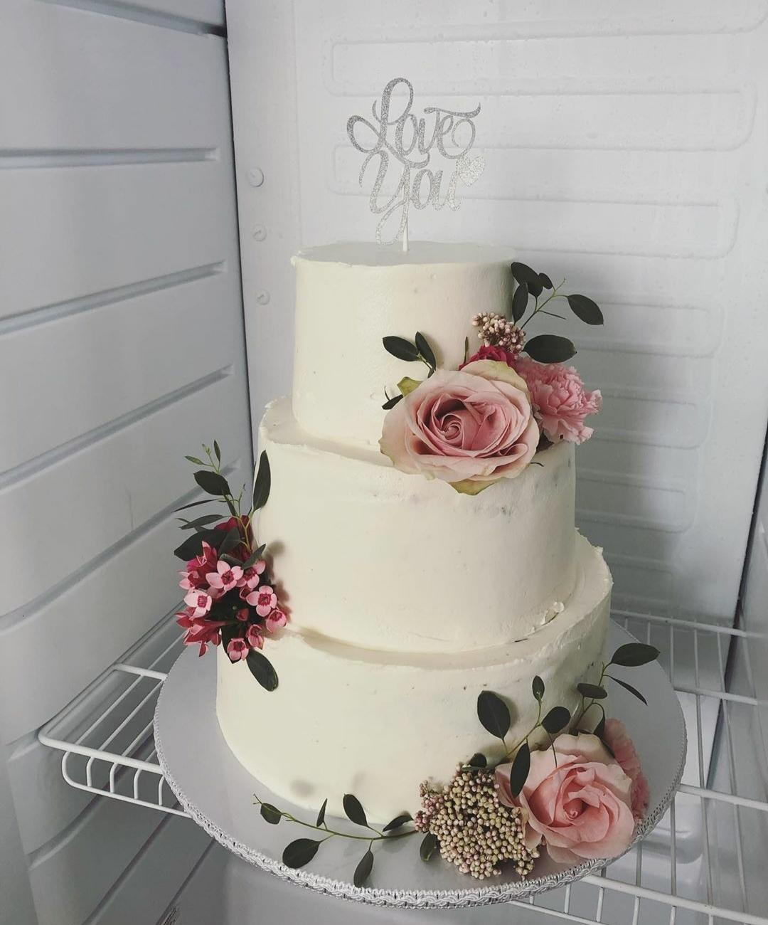 🌺Naša svadbička🌺 - Takúto tortu budeme mať od Masha's Cakes&Sweets 🍰🌺