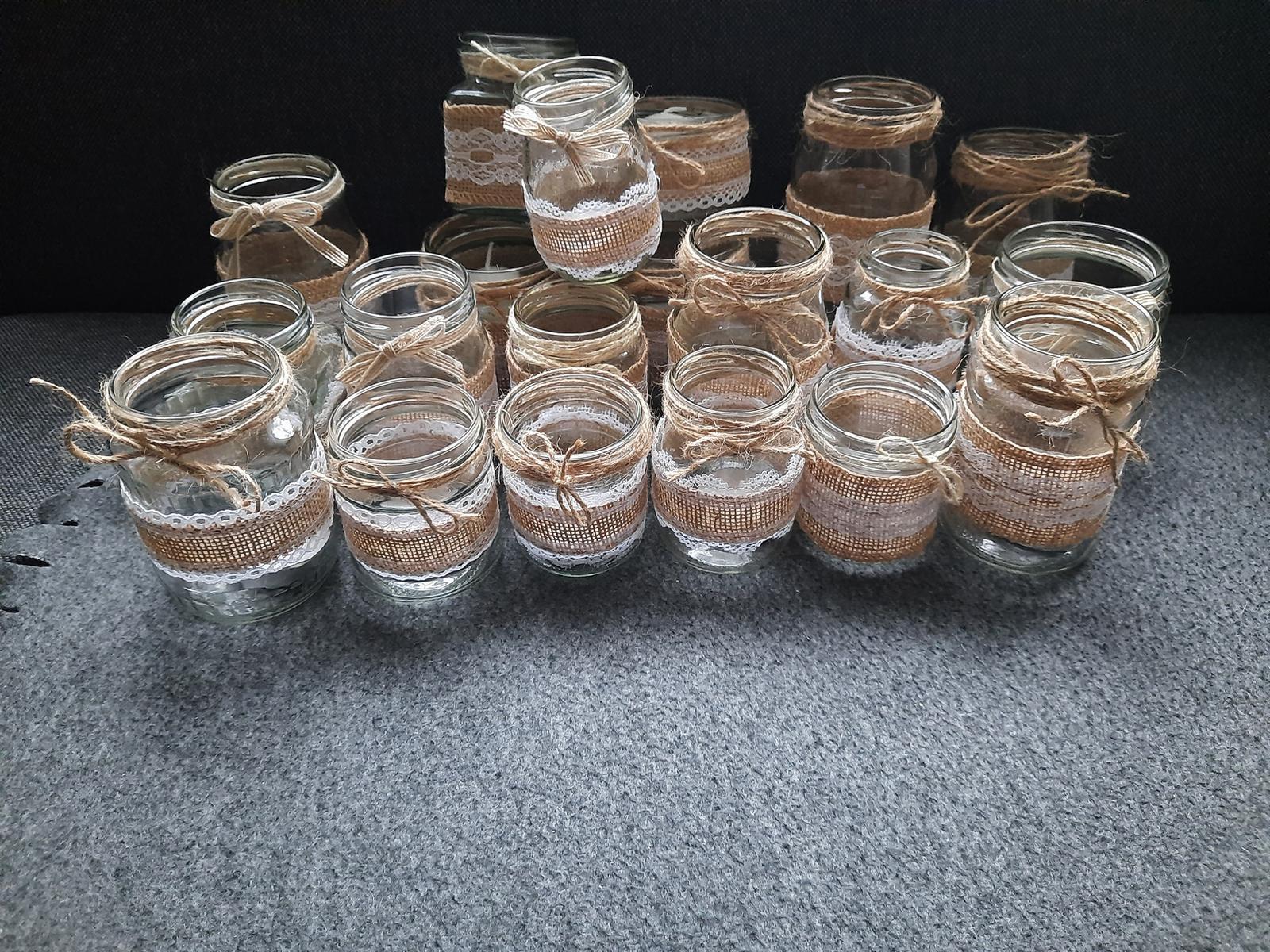 Svícínky 22 ks - Obrázek č. 1
