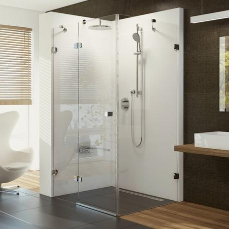 Nový sprchový kút RAVAK Brilliant BSDPS - Obrázok č. 1