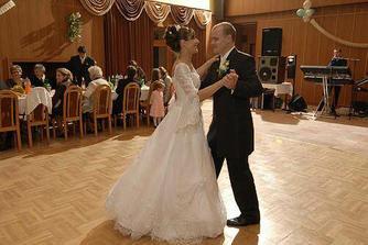 Náš prvý spoločný tanec.