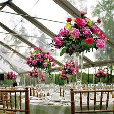 vysoká váza na stůl... líbilo by se mi :-)