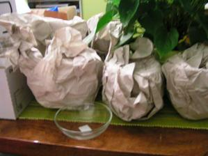 misky na salát