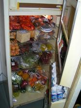 lednička s jídlem, snad to bude stačit :-)