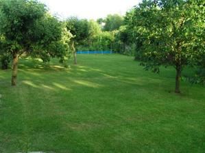naše zahrada kde se vše bude odehrávat