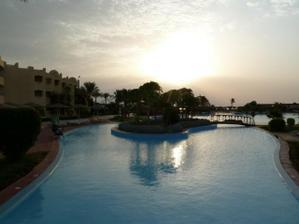 svatební cesta Egypt - Hurgada - Makadi Bai - hotel Tia Heights