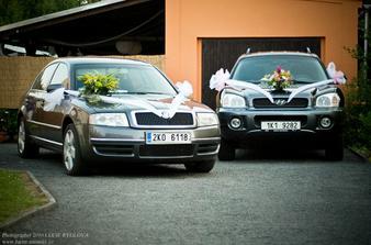 naše auta