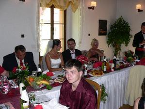 ..z hostiny..