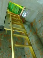 schody na poval