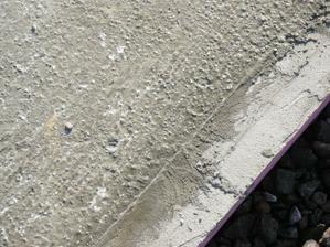 detail na beton