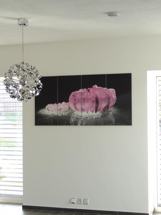 Bungalow 880 - obraz v obyvacke