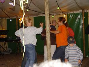 Polterabend - zabava v plnom prude