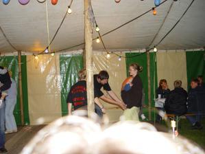 Polterabend - tancovali aj ti najmensi :-)