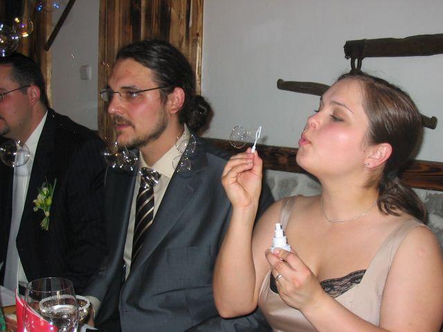 Uz sa to blizi 7.9.2007 - bublinky (svadba coskoro svagra)