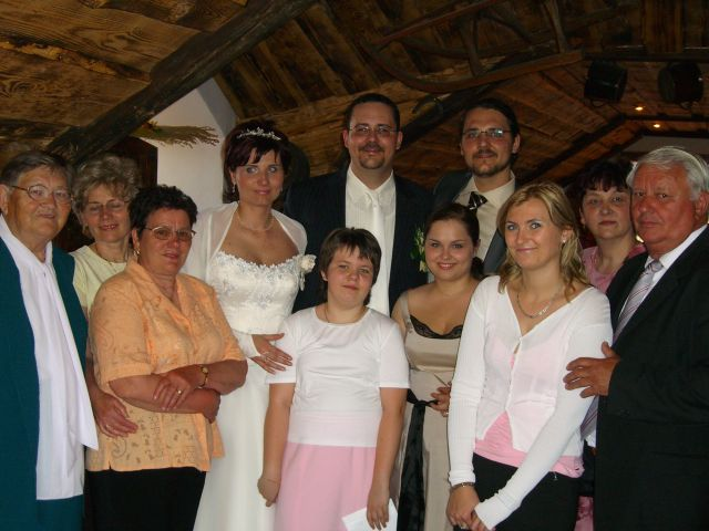 Uz sa to blizi 7.9.2007 - svadba coskoro svagra (boli sme okukat co a ako)