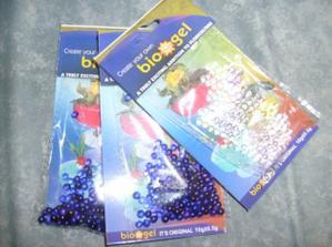 gelové perličky do vázy