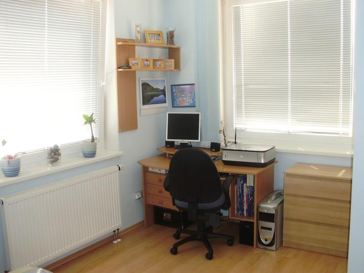 Náš byt 3+kk - Ložnice se šatnou 13 m2