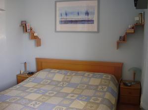 Ložnice se šatnou 13 m2