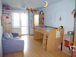 Dětský pokoj 18 m2
