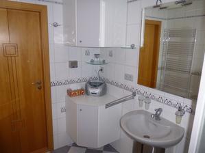 Koupelna 4 m2