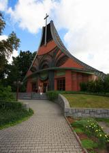 Své ANO jsme si řekli v kostele Povýšení svatého Kříže v Chuchelné...